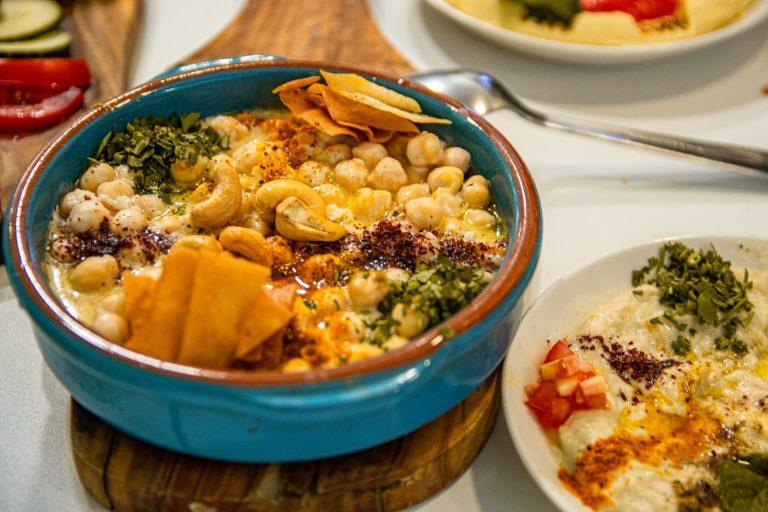 Falafel en Hummus - Juli 20 -26